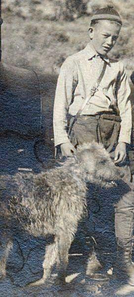 John Wayne and Duke