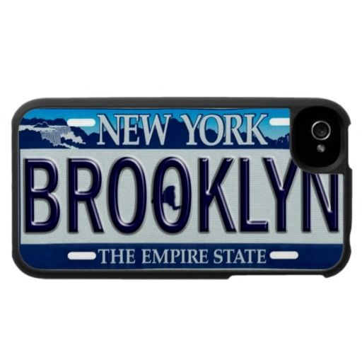 Just SOLD! - Brooklyn iPhone 4 Case