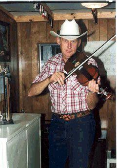 Fred Beavers, Fiddler