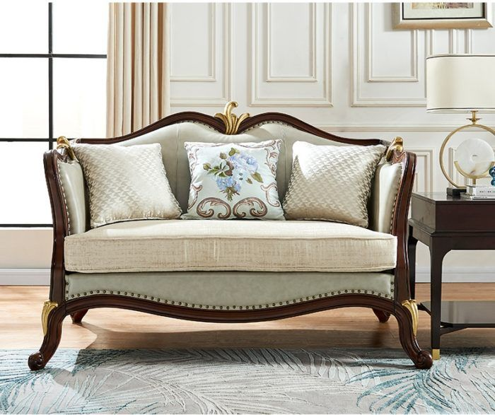 American Style Fabric Sectional Sofa Fabric Sectional Sofas