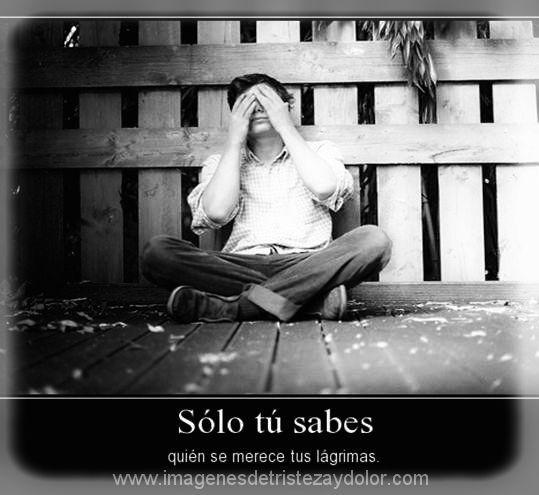 imagenes tristes de hombres llorando