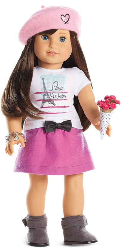 Grace | 2015 | Girl of the Year | Play at American Girl