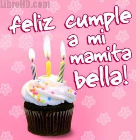 Imagenes de Feliz Cumpleaños Mamá! | Gifs & Imagenes Divertidas
