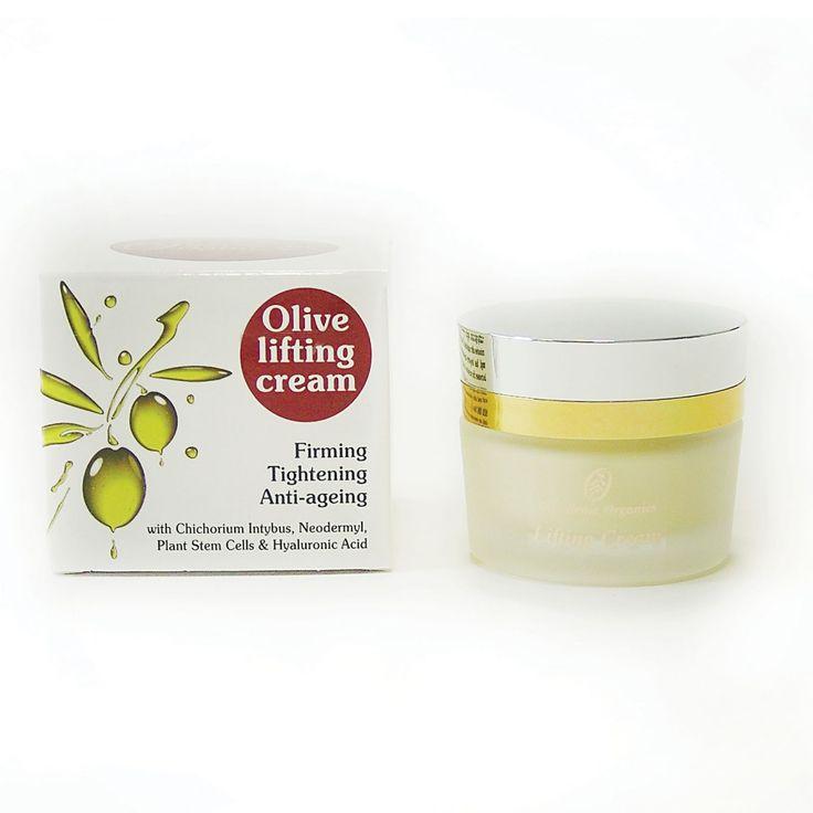 Olivellenic organics Olive lifting cream