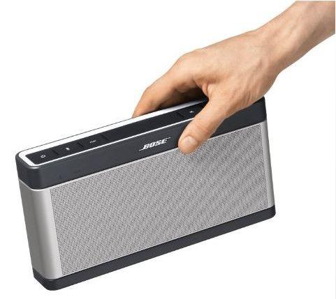 Bose SoundLink Bluetooth speaker III Review - Portable Speakers HQ