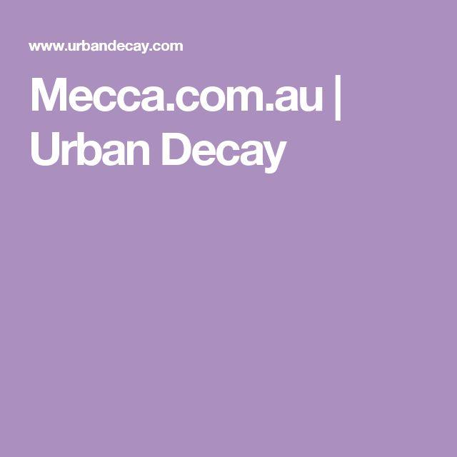 Mecca.com.au | Urban Decay