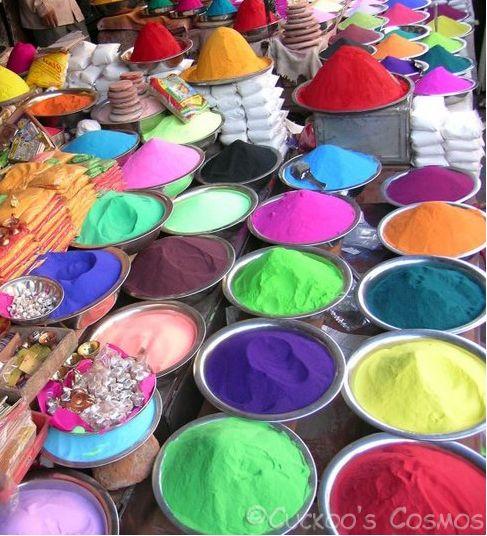 Le Monde – A Poetic Travail » Blog Archive » Colours of India