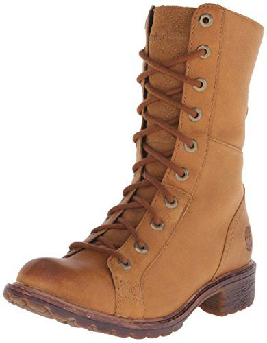 Timberland Women's Stoddard Quilted Mid Lace WP Boot, Wheat Rugged, 6.5 M US Timberland http://www.amazon.com/dp/B00REBV43A/ref=cm_sw_r_pi_dp_VczIwb1JMBYSN