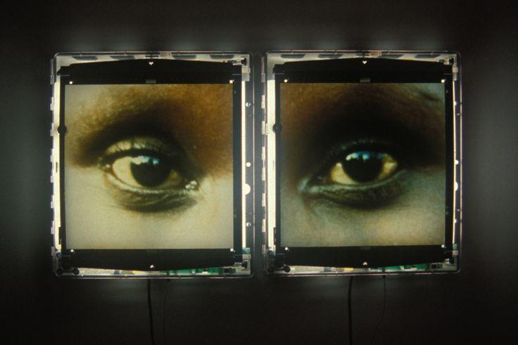 Alfredo Jaar - The Eyes of Gutete Emerita, 2004.