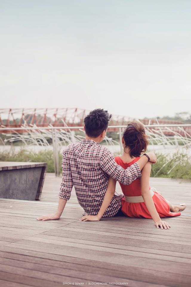 Singapore prewedding & wedding photography   www.blocmemoire.com  http://www.facebook.com/BlocMemoire