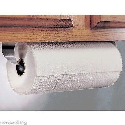 Paper Towel Holder Under Cabinet. Metal Paper Towel Holder Wrought ...