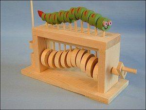 Caterpillar Cam Mechanism