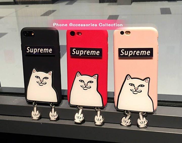 half off d3dac 808e0 Supreme RIPNDIP Soft Phone Case 💰Price : RM29 ☑ 软壳 Soft Cover ...