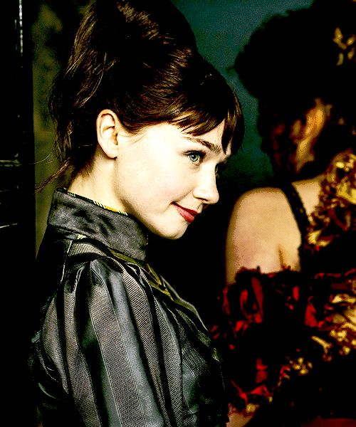 """Jessica Barden as Justine in """"Penny Dreadful"""""""