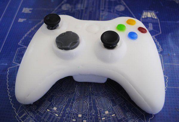 Xbox controller soap, controller soap, funny soap, nerdy soap, | Nerdy Soap, Geeky Soap, Gift Idea, Novel Soap