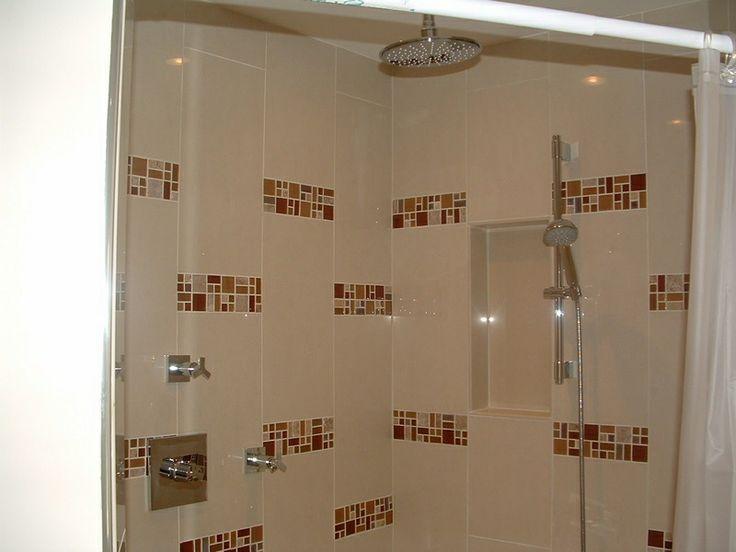 111 Best Images About Tile Art On Pinterest Tile Ideas Bathroom Shower Tiles And Bathroom Showers