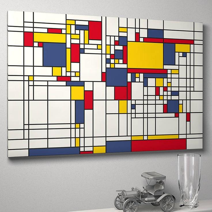 20 best ideas about mondrian art on pinterest mondrian piet mondrian and mondrian art projects. Black Bedroom Furniture Sets. Home Design Ideas