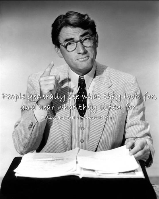 the integrity of atticus finch as a lawyer in to kill a mockingbird a novel by harper lee Gregory peck as atticus finch, a small-town lawyer who defends a black man accused of rape, in a scene from the 1962 film to kill a mockingbird, based on the novel by harper lee universal/ap hide .