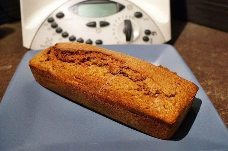 Cake au spéculoos thermomix, recette thermomix gouter