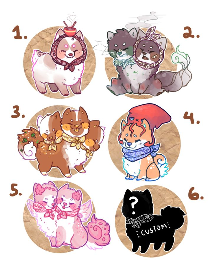 More+Sushi+Dog+Adopts+CLOSED+by+witchpaws.deviantart.com+on+@deviantART
