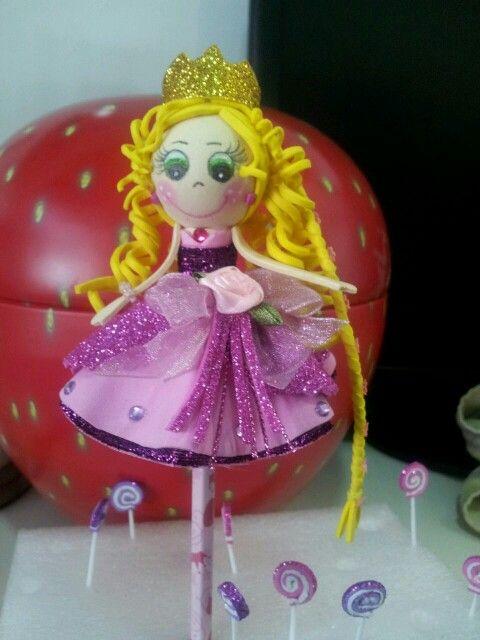 Fofulapiz Rapunzel