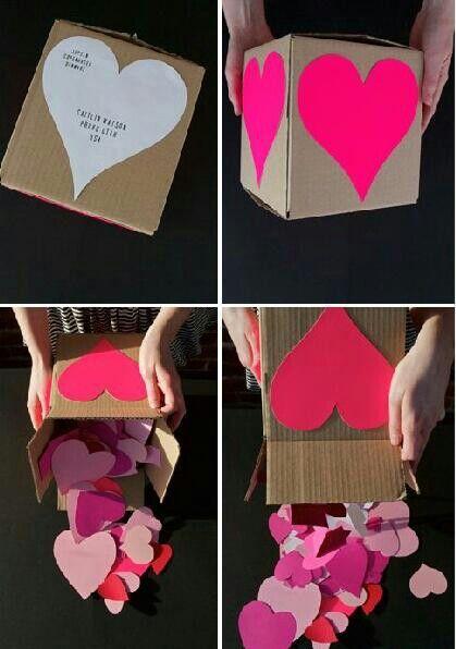 Valentine's day san valentin box