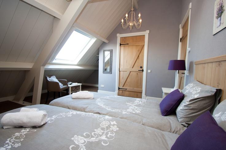 Hotelroom @Hotel Landduin visit www.hotel-landduin.nl