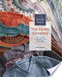 """Interessante libro sul lavoro a maglia """"dall'alto verso il basso"""" - il link a Google books dove si possono consultare parecchie pagine"""