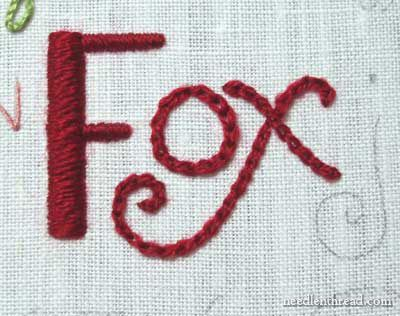 The 25+ best Hand embroidery letters ideas on Pinterest | DIY ...