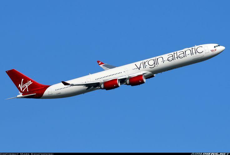 Airbus A340-642 - Virgin Atlantic Airways | Aviation Photo #4044021 | Airliners.net