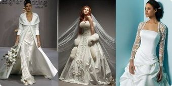 Зимние свадебные торты фото