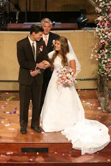 Introducing Mr. & Mrs. Brandon Keilen & Michaela (Bates) Keilen as her…