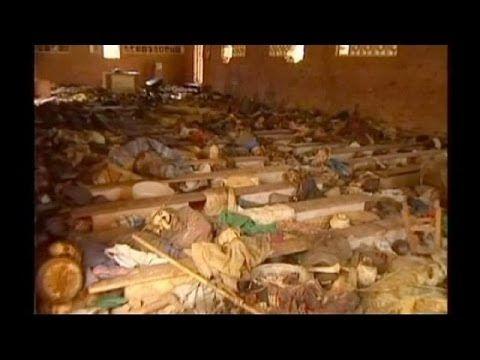 Ruanda conmemora el vigésimo aniversario del genocidio - YouTube