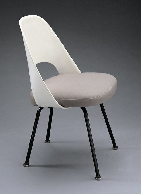 """Side Chair, """"72PSB"""", Eero Saarinen 1948"""
