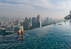13.  Marina Bay Sands Resort Singapore