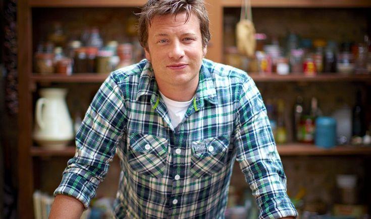 Ψαροκεφτέδες σολομού από τον Jamie Oliver