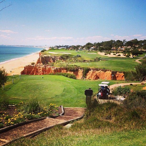 Vale de Lobo - 16th at Royal Golf Course - Algarve, Portugal