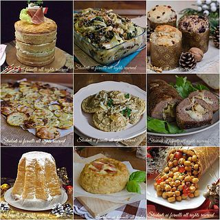 Menu Natale 2016 ricette economiche facili e sfiziose, antipasti, primi piatti, secondi, contorni e dolci di Natale.