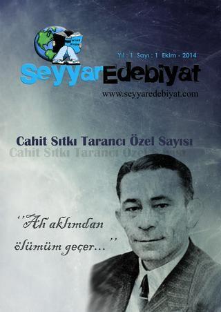 Seyyar Edebiyat Dergisi 1. Sayı