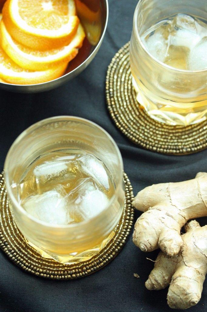 DIY Ginger Liqueur Recipe — Dishmaps