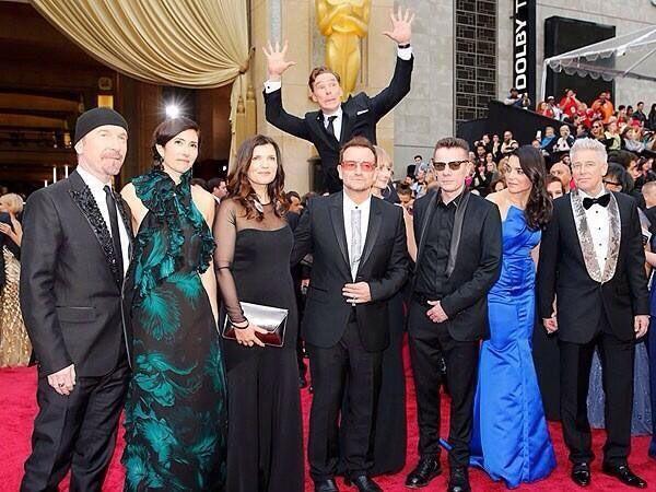 U2 Ordinary Love pierde el Oscar a Mejor Canción Original ante Let it Go de la película Frozen