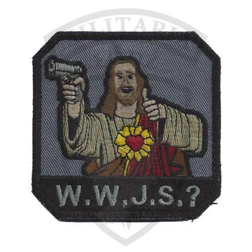 Naszywka W.W.J.S.? Militaria Łódź.pl