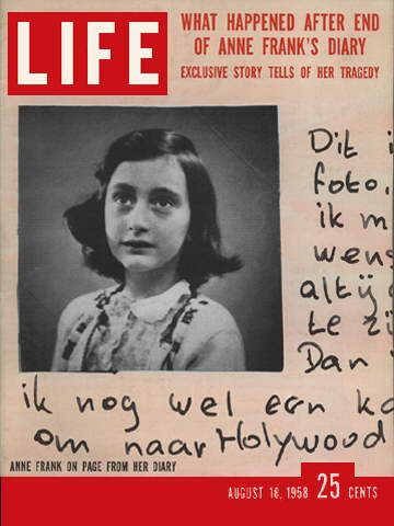 how anne frank impacted our lifes A new report from the anne frank house in amsterdam and the us holocaust memorial museum in washington documents otto frank's two unsuccessful attempts to obtain us visas for his family.