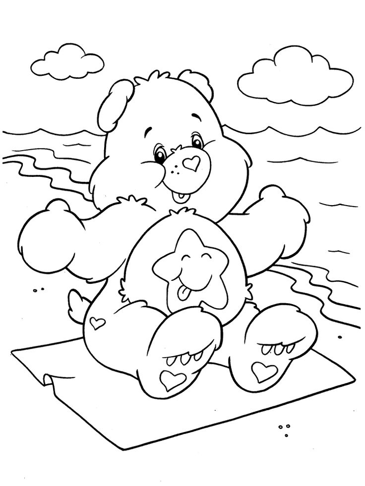 100 ideas to try about Care Bears Coloring Pages