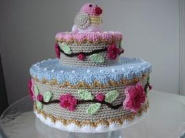 Pip taart (Impressive cake GG)