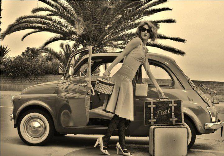 fiat 500 pub baguage cars pinterest nice vintage and fiat 500. Black Bedroom Furniture Sets. Home Design Ideas