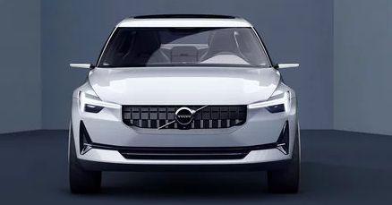 2018 Volvo XC40 Front