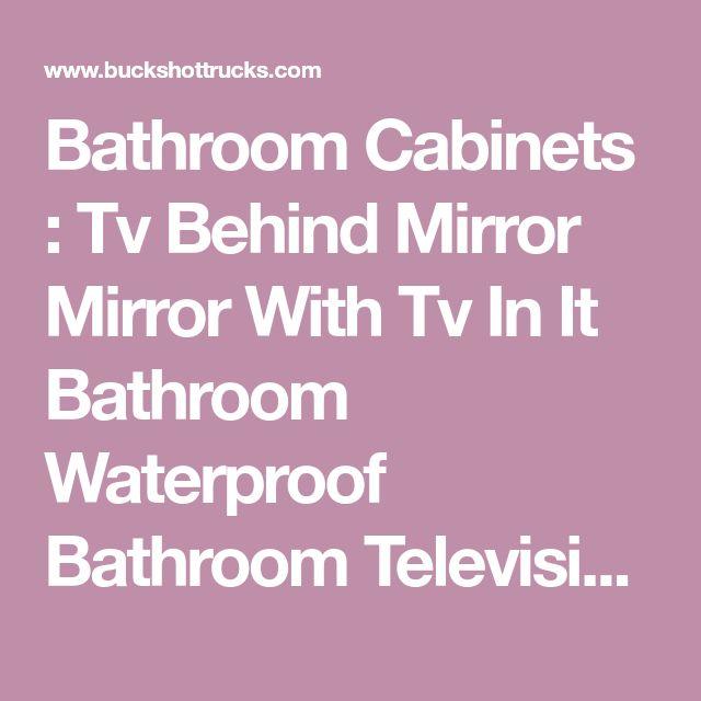 Best 25 Rustic Bathroom Mirrors Ideas On Pinterest Wood Mirror Bathroom Rustic Bathrooms And