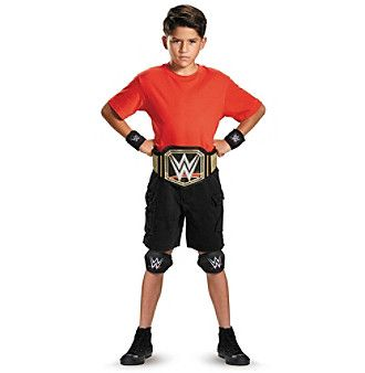 WWE® Champion Child Costume Kit
