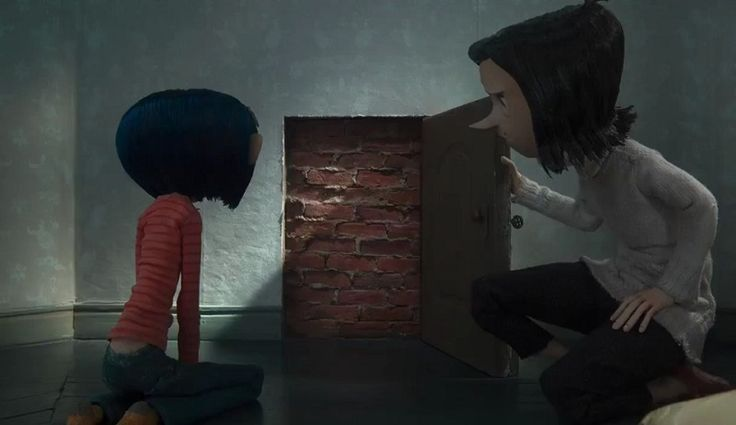 Coraline (2009)  Dir: Henry Selick Stars: Dakota Fanning, Teri Hatcher, John Hodgman, Jennifer Saunders  While exploring her new home, Coraline discovers a secret door which lies an alternate world that closely mirrors her own but, in many ways, is better.   Watch movie for free: http://www.watchfree.to/watch-266-Coraline-movie-online-free-putlocker.html